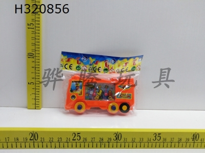 H320856 - Fire truck water machine