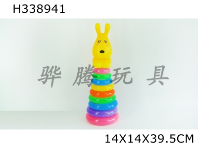 H338941 - 9-Layer Rabbit Circle