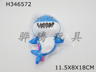 H346572 - Lantern light music shark baby