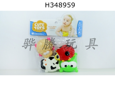 H348959 - Water spray small animal 4 Pack