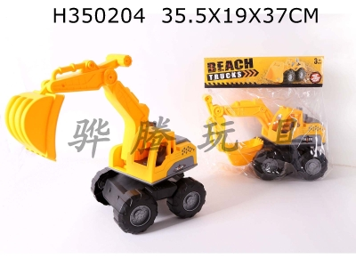 H350204 - Large engineering vehicle
