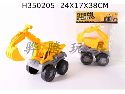 H350205 - Large engineering vehicle