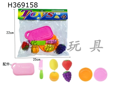 H369158 - Fruit cheetole (8 in 1)