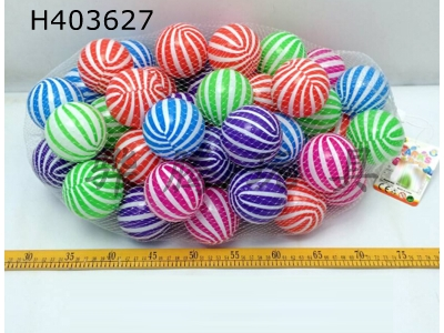 H403627 - Two-color 7 cm 50 sea balls