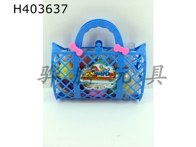 H403637 - Environmental protection vegetable fruit basket